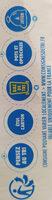SSA Pomme/Abricot, Pomme/Fraise, Pomme/Poire Williams, Pomme/Mangue - Recyclinginstructies en / of verpakkingsinformatie - fr