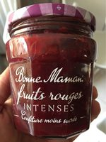 Confiture fruits rouges intenses - Product