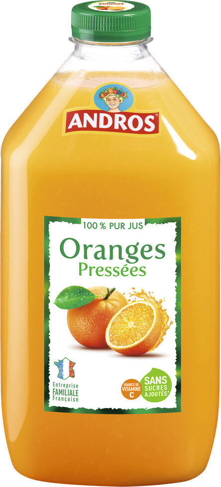 jus orange - Produit - fr