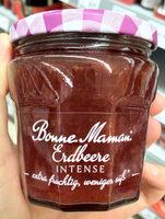 Bonne maman Erdbeere Intense - Product - de