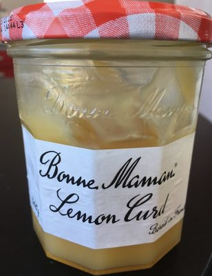Lemon Curd - Produit