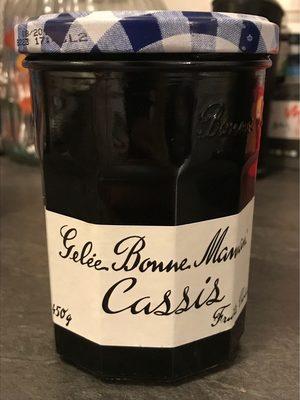 Gelée de Cassis - Product - fr