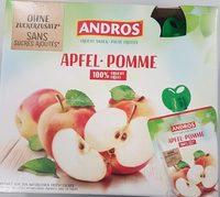 Compote pomme - Product - fr