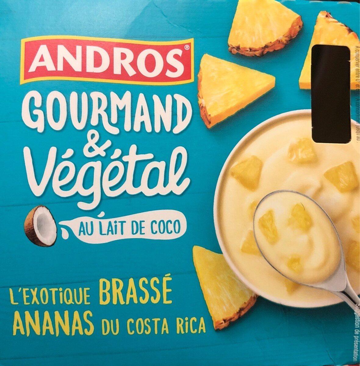 Gourmand & Végétal Ananas - Produit - fr