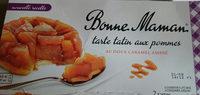 Tarte tatin aux pommes - Produit