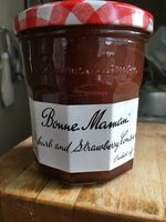 Rhubarb and strawberry conserve - Product