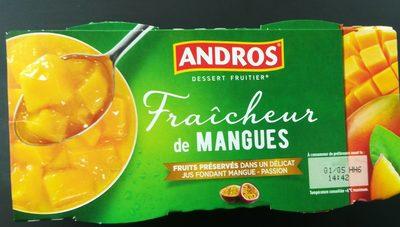 Fraîcheur de mangues - Product
