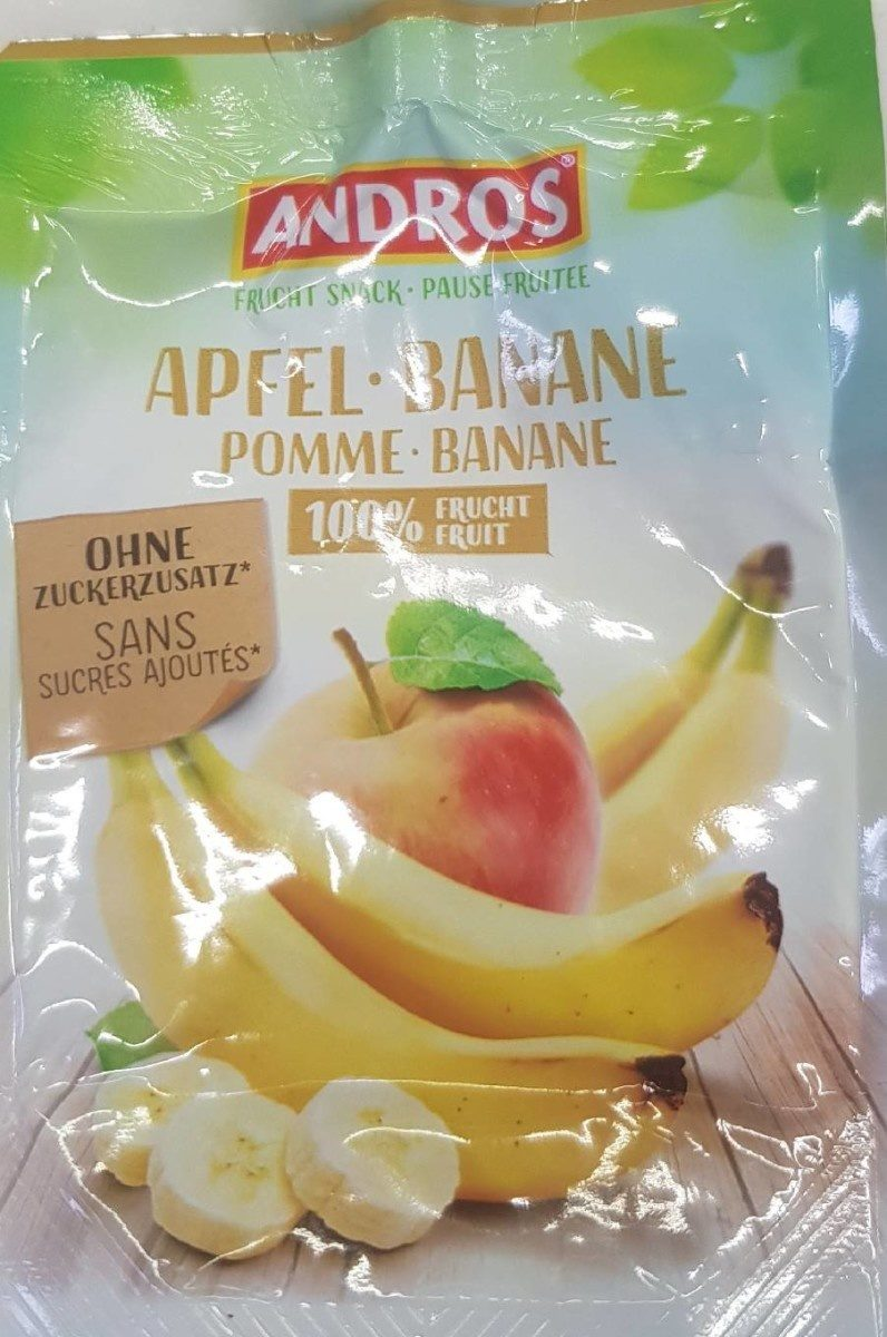 Andros pomme banane - Product - fr