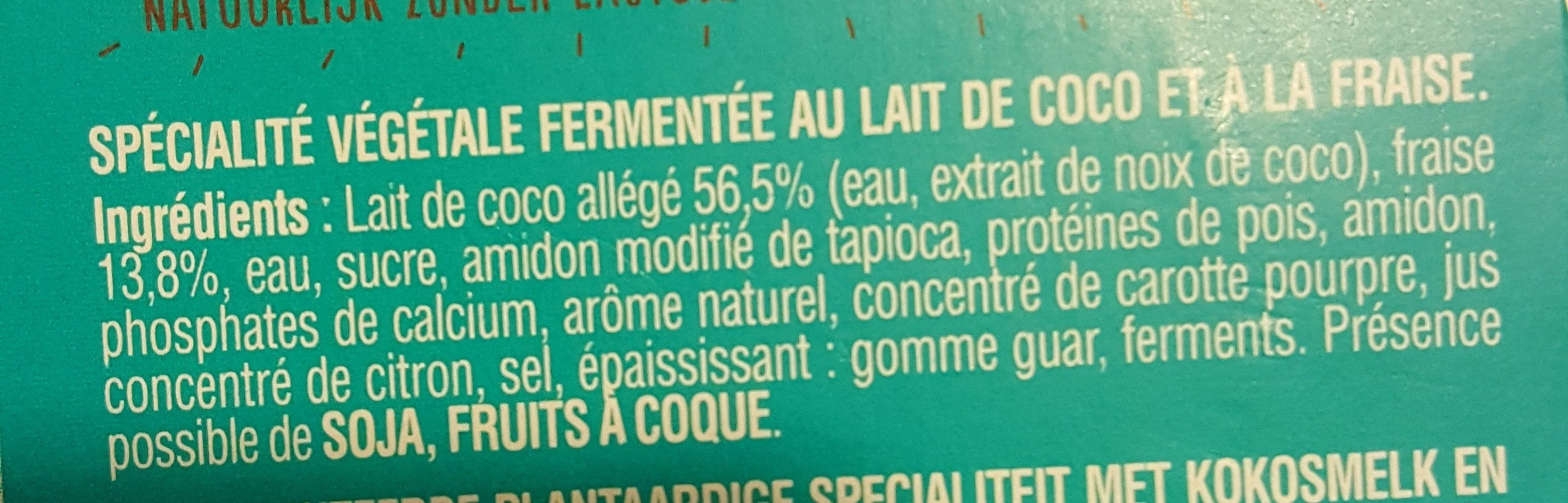 So good & veggie - Ingrediënten