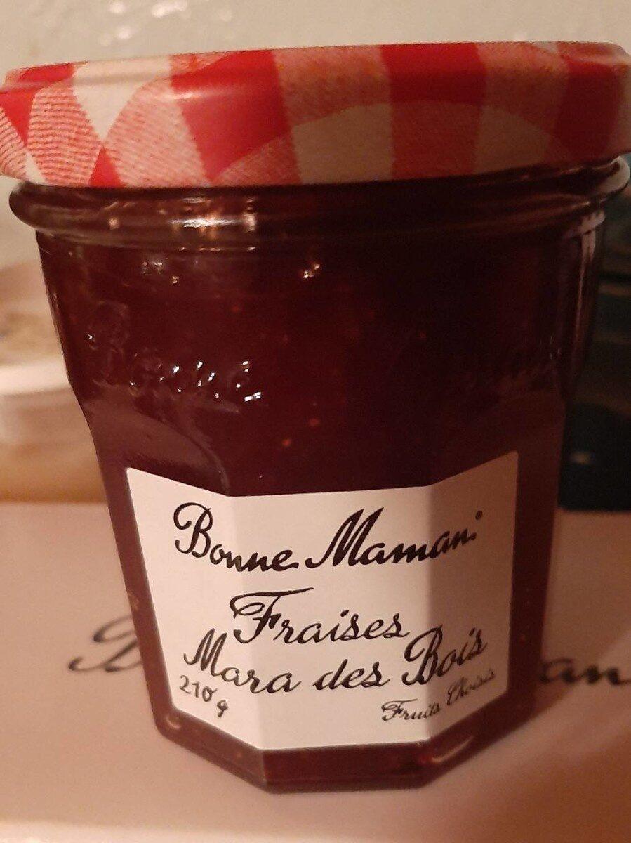 Confiture Fraises Mara des bois - Prodotto - fr