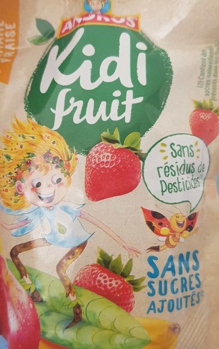 Kidifruit gourde - Prodotto - fr