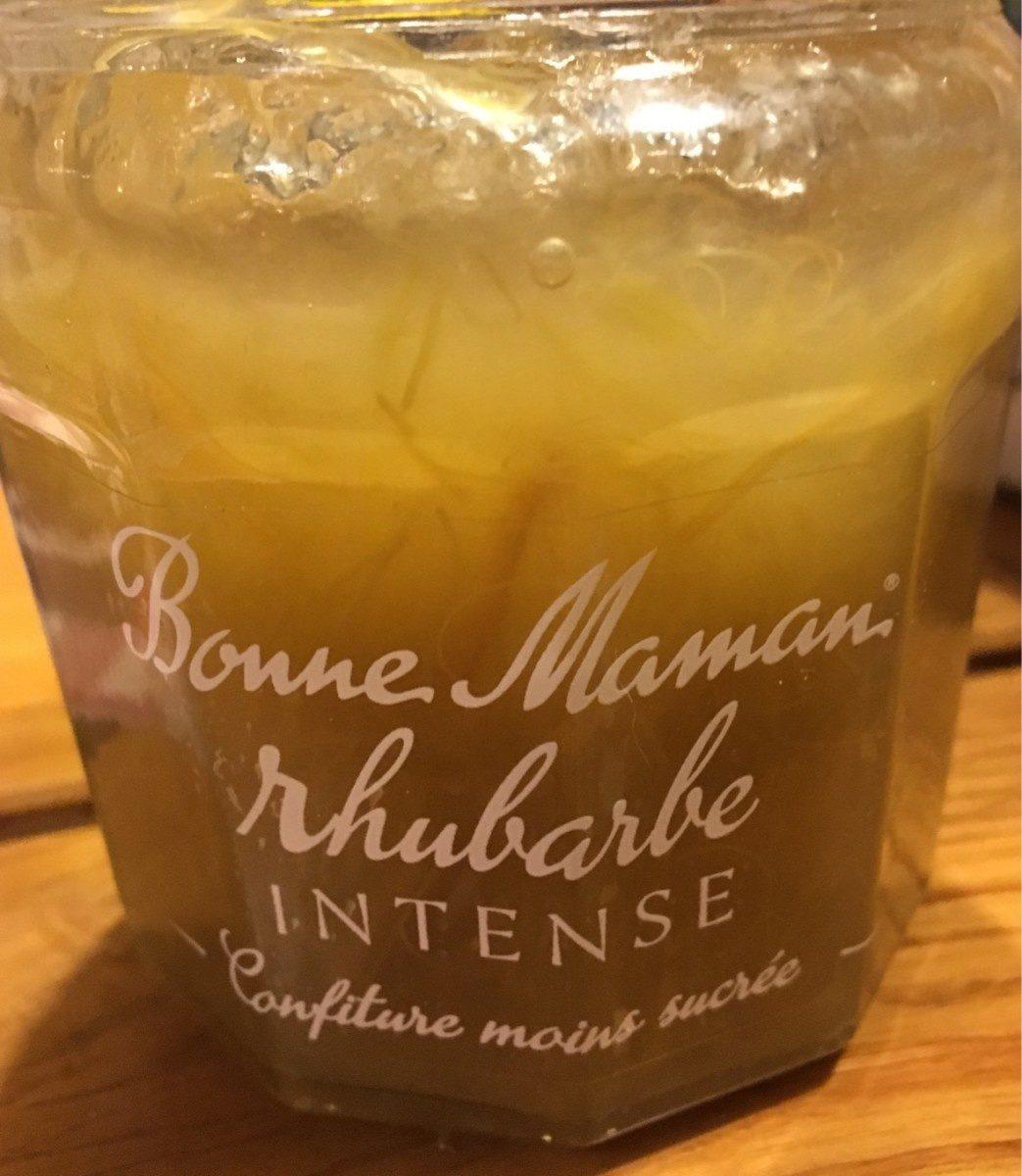 Rhubarbe intense - Product