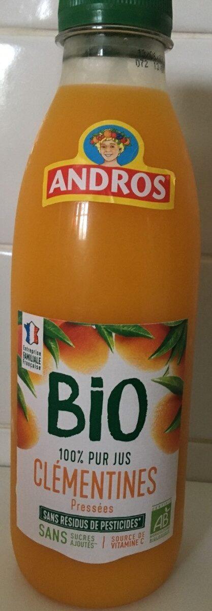 BIO jus de clémentines - Produkt - fr