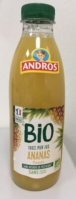 Pur jus d'ananas - Product