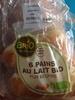 6 Pains au Lait Pur Beurre - Product