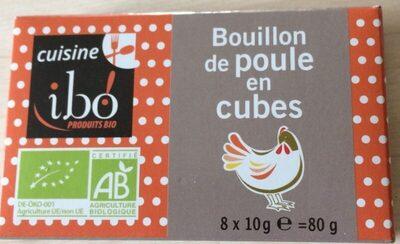 Bouillon de poule en cubes - Product