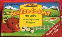 Bouillon de Bœuf - Product