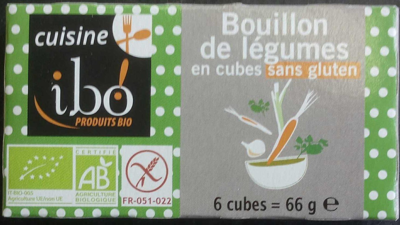 Bouillon de légumes en cube - Product