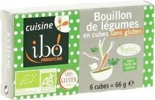 Bouillon de légumes en cubes - Prodotto - fr
