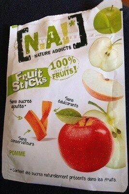 Fruit Stick - Pomme - Produit - fr