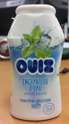 Enchanteur d'eau menthe glaciale - Produit