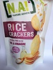 Rice Crackers Sel & Vinaigre - Product