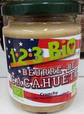 Beurre de cacahuète Crunchy - Produkt