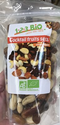 Cocktail fruits secs croustillant - Product - fr