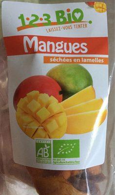 Mangues séchées en lamelles - Product