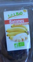 Bananes sèches - Product