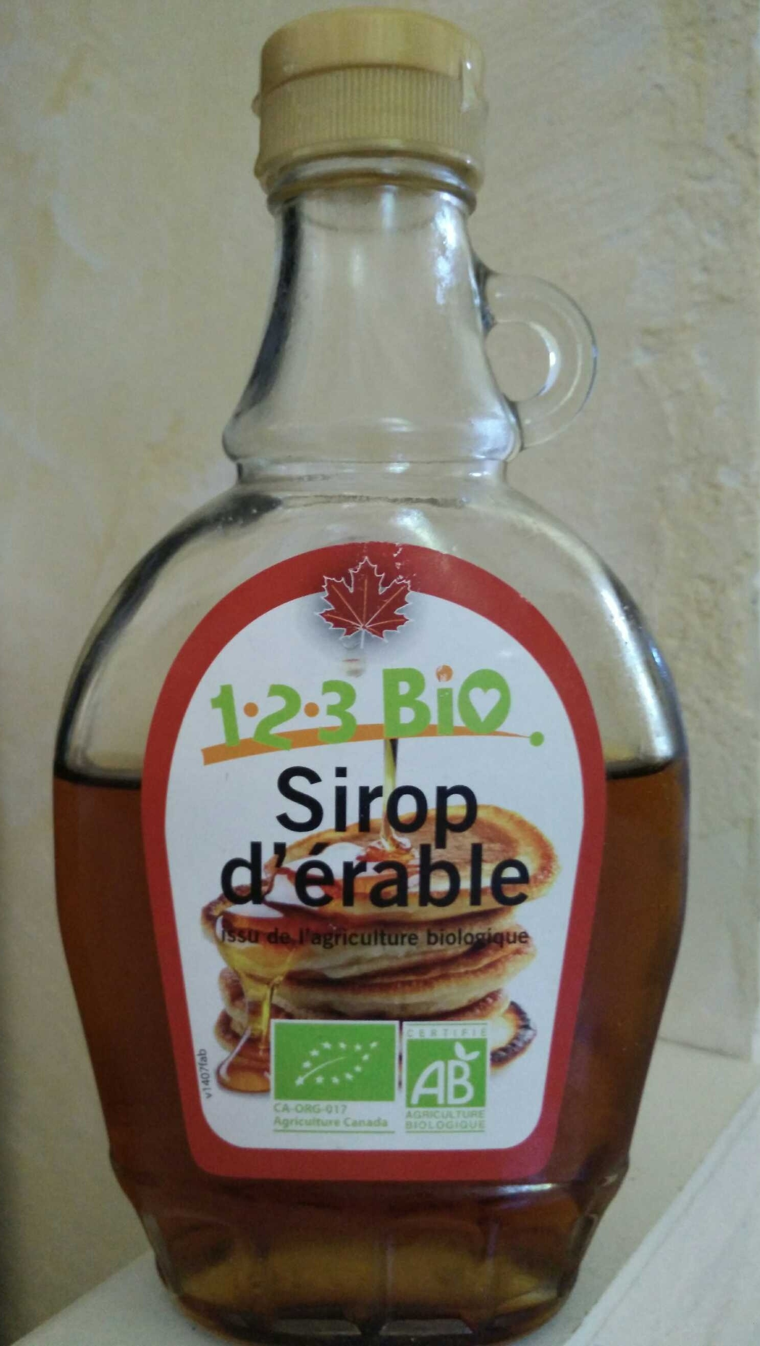 Sirop d'érable - Product - fr