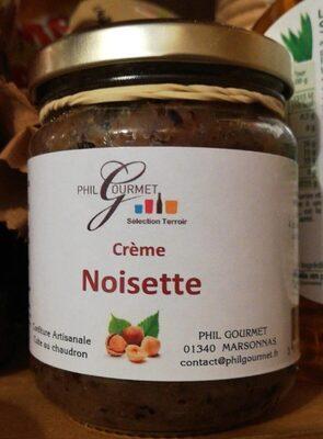 Crème de noisette - Prodotto - fr