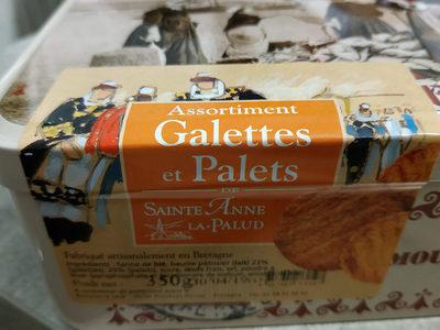 Petites galettes - Prodotto - fr