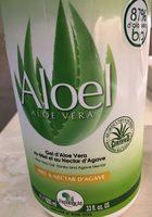 gel d'aloe Vera ou miel - Product
