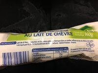 Fromae pasteurisé au lait de chèvre - Ingrédients