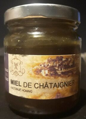 Miel de châtaignier - Produit - fr