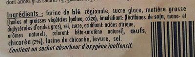 Gaufres Paysannes Chicorée - Ingrédients