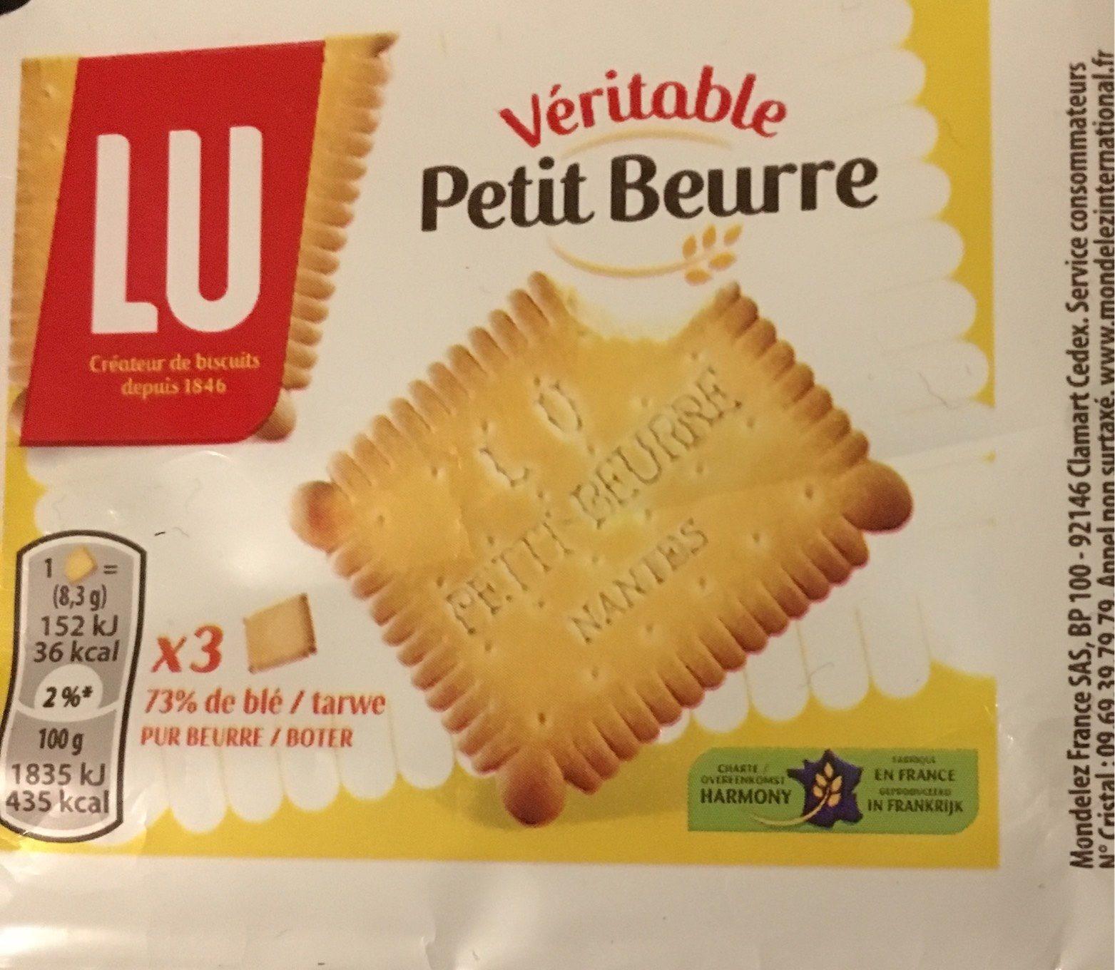 Veritable Petit Beurre - Product
