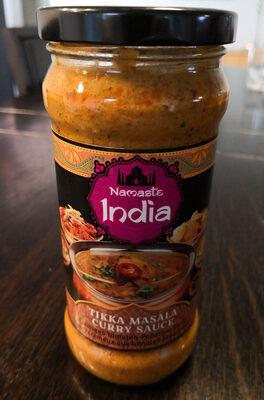 Tikka Marsala sauce - Prodotto - fr