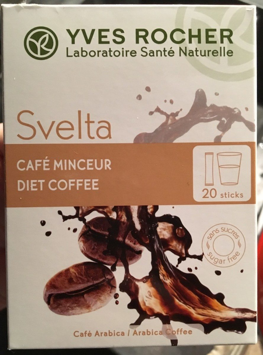 cafe minceur yves rocher