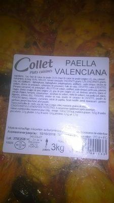 Paella - Produit - en