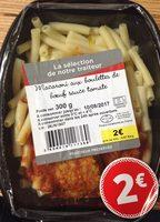 Macaroni aux Boulettes de Bœuf sauce Tomate - Produit