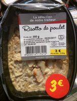 Risotto de poulet - Produit - fr
