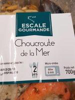 Choucroute de la mer - Produit - fr