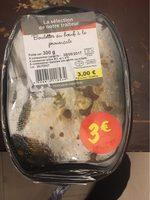 Boulettes au bœuf a la provençale - Produit - fr