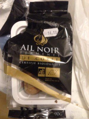 Ail noir - Product