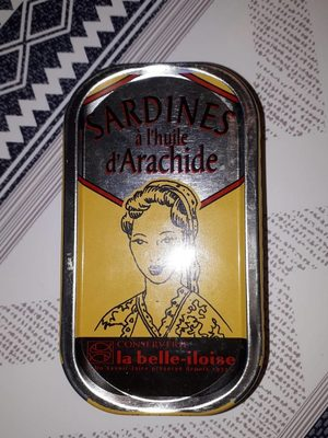 Sardine à l'huile d'arachide - Prodotto - fr
