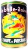 La belle-iloise Véritable soupe de poissons bretonne - Produit