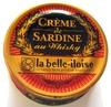 Crème de sardine au whisky - Produit