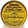 Thon blanc germon à l'huile d'olive - Produit